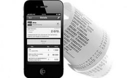 online receipt