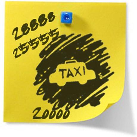 taxi25555