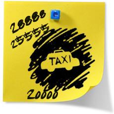 Стикер_2 taxi